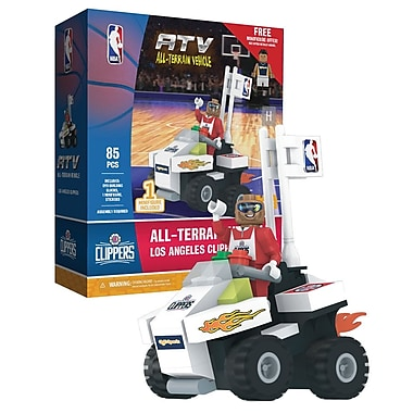 OYO Sportstoys ATV with Super Fan Los Angeles Clippers