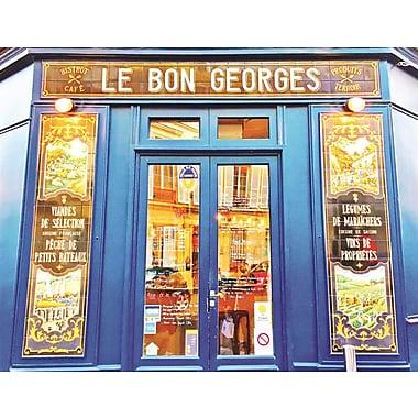Springbok 500 Piece Cafe Le Bon Georges Jigsaw Puzzle, 23.5