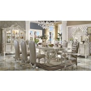 Astoria Grand Welton Traditional Upholstered Dining Chair (Set of 2)