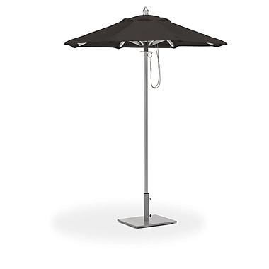 Latitude Run Stambaugh 6' Market Umbrella; Navy Blue