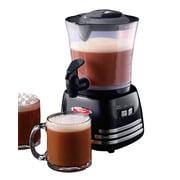 Nostalgia Electrics 4-Cup Retro Series Coffee Maker; Black