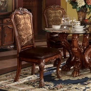 Astoria Grand Welliver Traditional Upholstered Dining Chair (Set of 2)