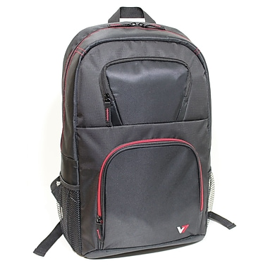 V7 – Sac à dos Vantage pour portatif, 16,1 po (CBV21RT-9N)