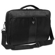 V7 – Sacoche à chargement frontal Professional 2 pour portatif et tablette, 17 po, noir, (CCP22-9N)