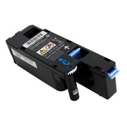 Dell - Cartouche de toner cyan E525W, rendement standard (593-Bbju)