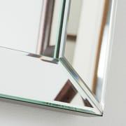 Decor Wonderland Leaner Mirror Framed Mirror