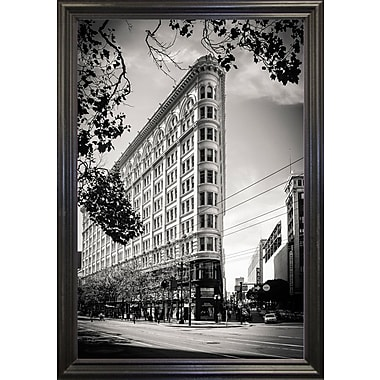 Ebern Designs '33, The Phelan Building' Photographic Print; Rolled Canvas