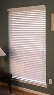 Ebern Designs Room Darkening White Venetian Blind; 38'' W x 48'' L