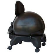 Ebern Designs High-Back Exercise Ball Chair