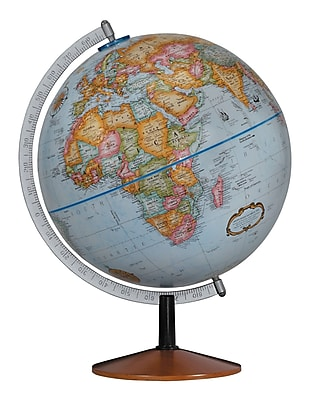 Darby Home Co 12'' Biscay Globe