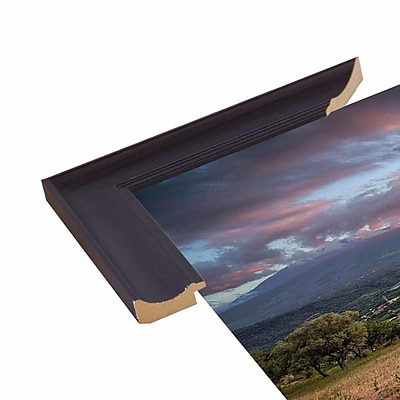 East Urban Home 'Mount Etna' Photographic Print; Rolled Canvas