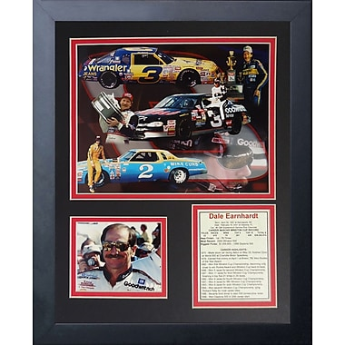 Red Barrel Studio 'Dale Earnhardt Sr.' Framed Memorabilia