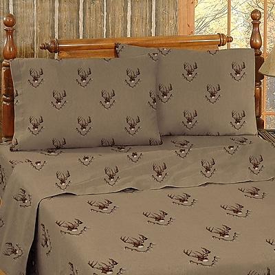 Loon Peak Arney Cotton Sheet Set; King