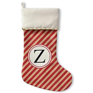 The Holiday Aisle Christmas Stocking; Z