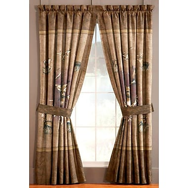 Loon Peak Arney Single Curtain Panel