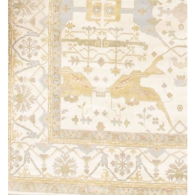 Pasargad NY Oushak Turkish Design Hand Knotted Wool Red Area Rug