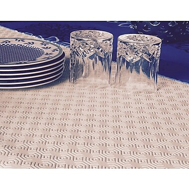 TexStyles Deco Table Protector Tablecloth; 52''W x 102''L