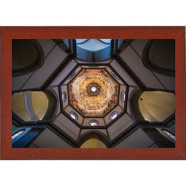 East Urban Home 'Under the Brunelleschi's Dome' Photographic Print