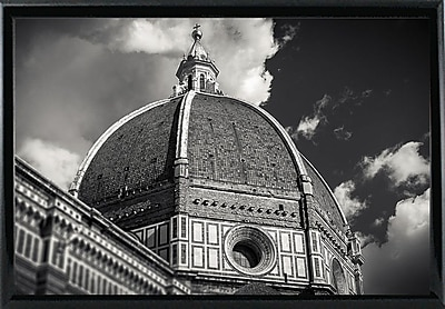 Ebern Designs 'The Big Dome' Photographic Print; Rolled Canvas
