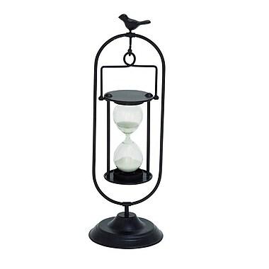 Cole & Grey Metal Minute Hourglass