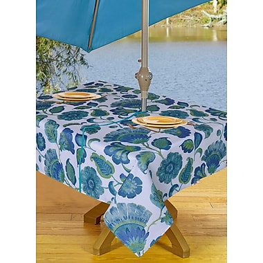 Darby Home Co Brendel Rectangular Tablecloth; 72'' W x 54'' L