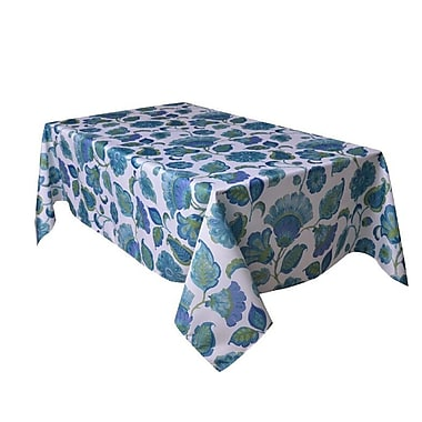 Darby Home Co Brendel Floral Tablecloth; 58'' W x 78'' L
