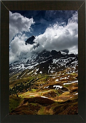 East Urban Home 'The North Face of Eiger' Photographic Print