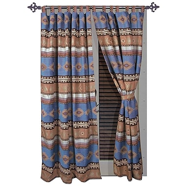 Loon Peak Branford Thermal Single Curtain Panel