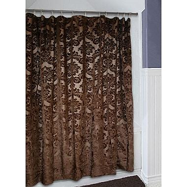 Loon Peak Anselme Shower Curtain