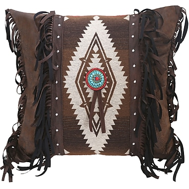 Loon Peak Bohatice Throw Pillow w/ Zipper