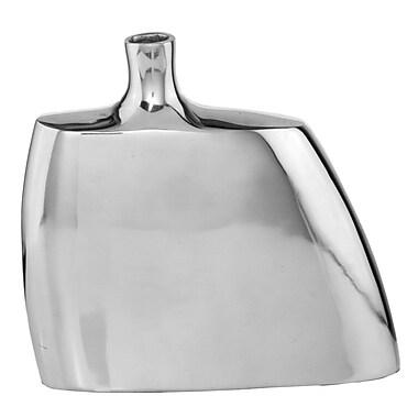 Orren Ellis Kaylani Spout Vase; 14.5'' H x 15'' W x 3.5'' D