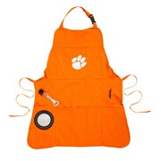 Team Sports America NCAA Men Apron; Clemson University