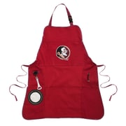 Team Sports America NCAA Men Apron; Florida State University