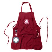 Team Sports America NCAA Men Apron; University of Alabama