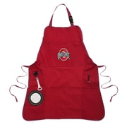 Team Sports America NCAA Men Apron; Ohio State University