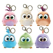 """Hatchlings Bag Charm, 3""""x2""""x3"""", Assorted Colors, (775-3)"""
