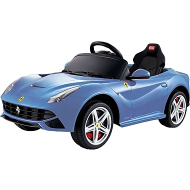 Best Ride On Cars Ferrari F12 Blue (FerrariF12Blue )