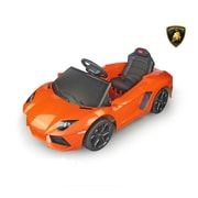 Best Ride On Cars Lamborghini Aventador Orange (Lambo-6VOrange )