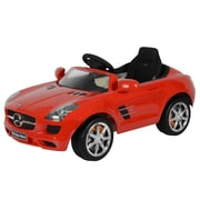 Best Ride On Cars Mercedes SLS AMG Red (Mercedes12VRed)