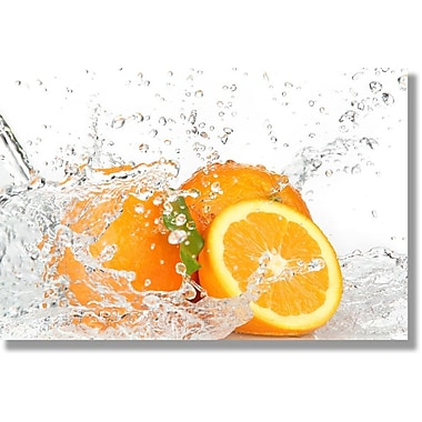 Verde Fastframe Photo Art, Orange Fresh, 16
