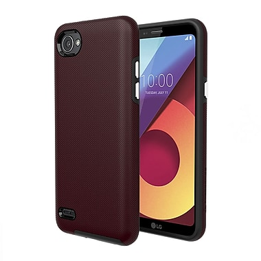 Axessorize PROTech LG Q6, Burgundy Red (LGR1702)