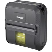 Brother RuggedJet RJ4030 Direct Thermal Printer, Monochrome, Portable, Label Print (RJ4030)