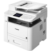 Canon imageCLASS D1520 Laser Multifunction Printer, Monochrome, Plain Paper Print, Desktop (0291C011)