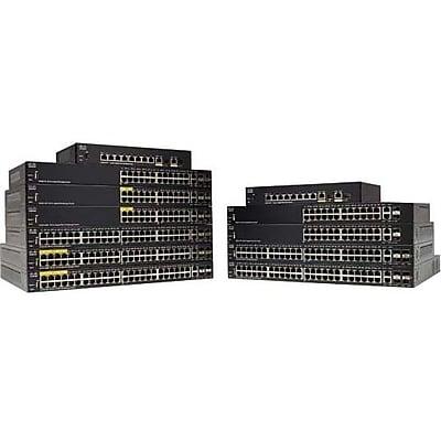 Cisco SG350-10 10-Port Gigabit Managed Switch (SG350-10-K9-NA)