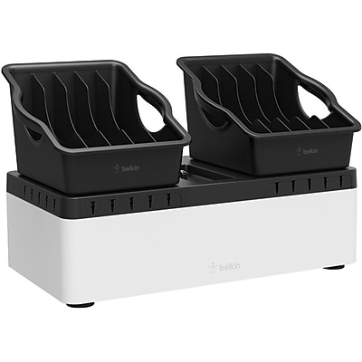 Belkin Store and Charge Go With Portable Trays (B2B140)