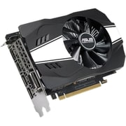 Asus Phoenix PH-GTX1060-3G GeForce GTX 1060 Graphic Card, 1.51GHz Core, 1.71GHz Boost Clock, 3GB GDDR5, Dual Slot Space Required