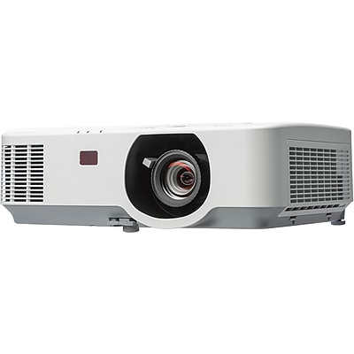 NEC Display P554U LCD Projector, 1080p, HDTV, 16:10 (NP-P554U)