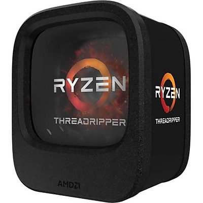 AMD Ryzen Threadripper 1900X Octa-core (8 Core) 3.80 GHz Processor, Socket TR4Retail Pack (YD190XA8AEWOF)