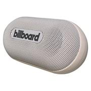 Billboard BB142 Wireless Mini Bluetooth Speaker, White