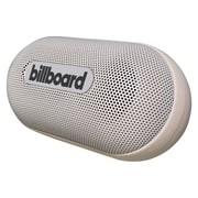 Billboard Mini Bluetooth Speaker, White